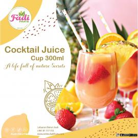cocktail juice cup 300ml
